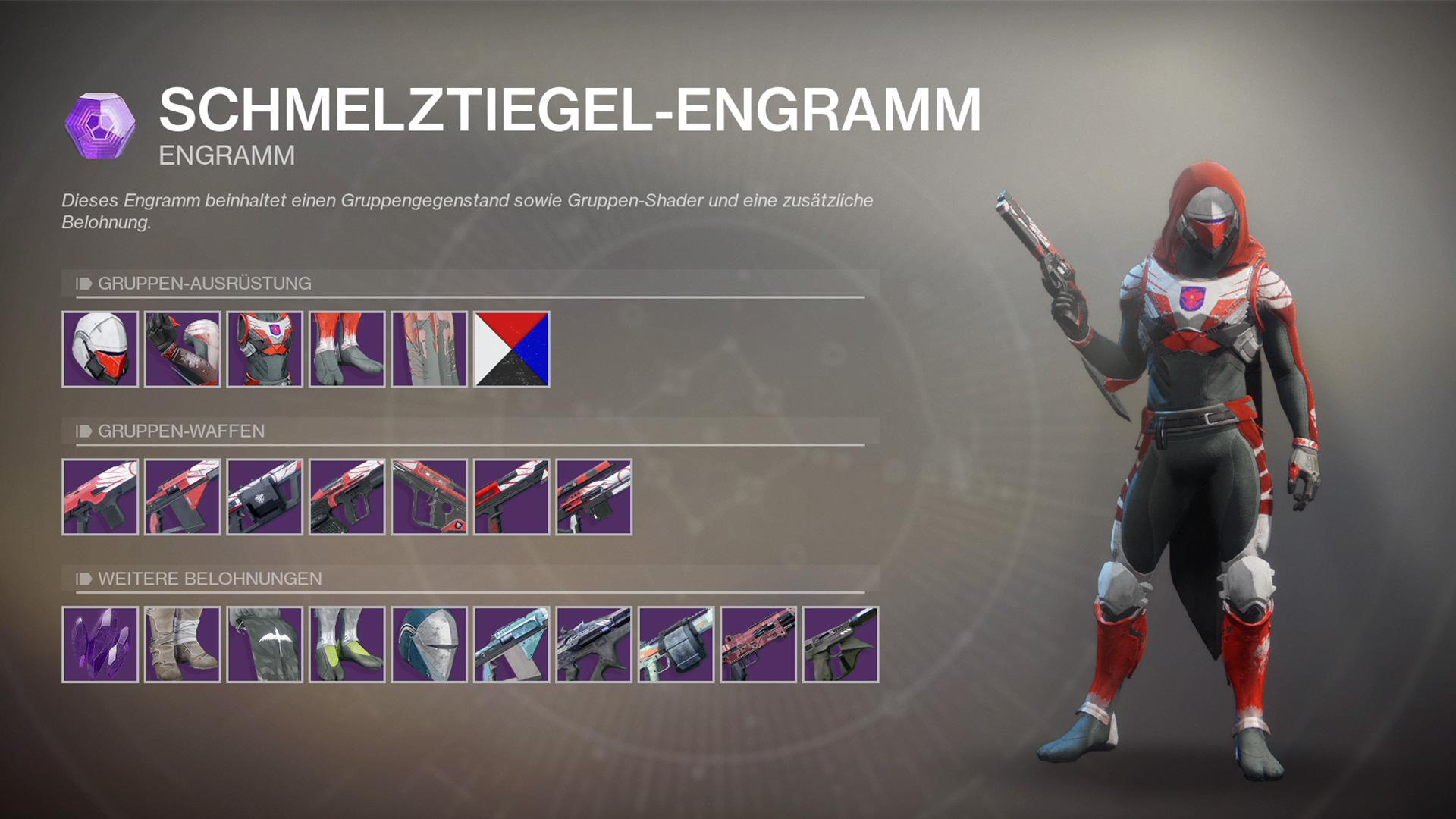 Destiny 2 – Guide – Questgeber und Belohnungen – Lord Shaxx