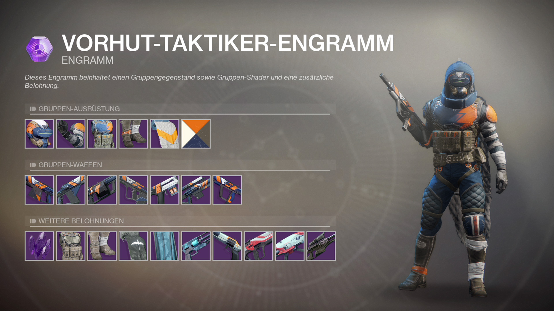 Destiny 2 – Guide – Questgeber und Belohnungen – Zavala