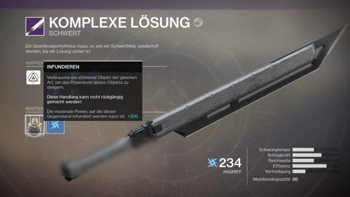 Destiny 2 - Guide - Waffen- und Rüstungsrecyling - Tresor und Loot sinnvoll nutzen - 001