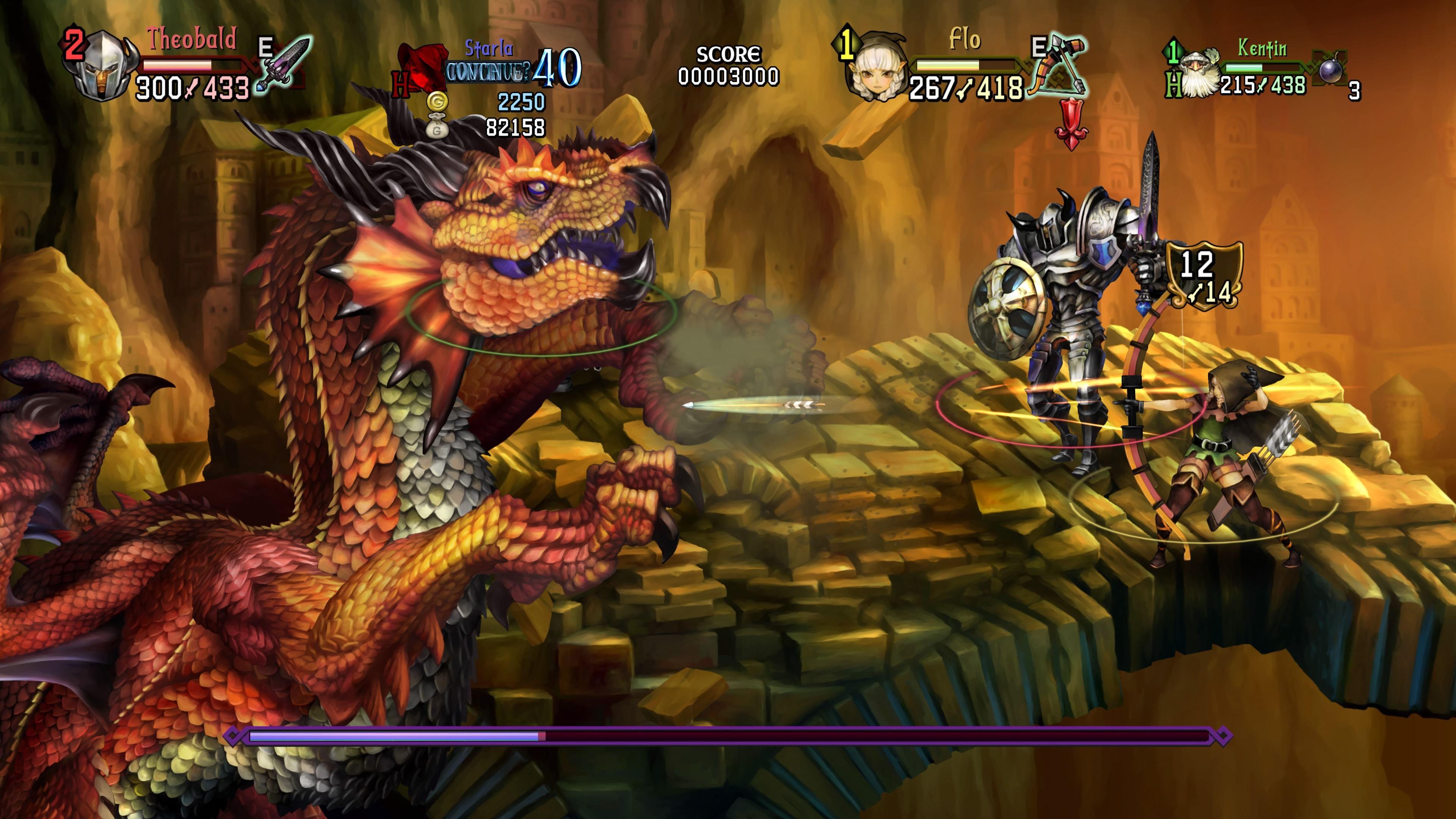 Dragon's Crown Pro erscheint 2018 im Westen