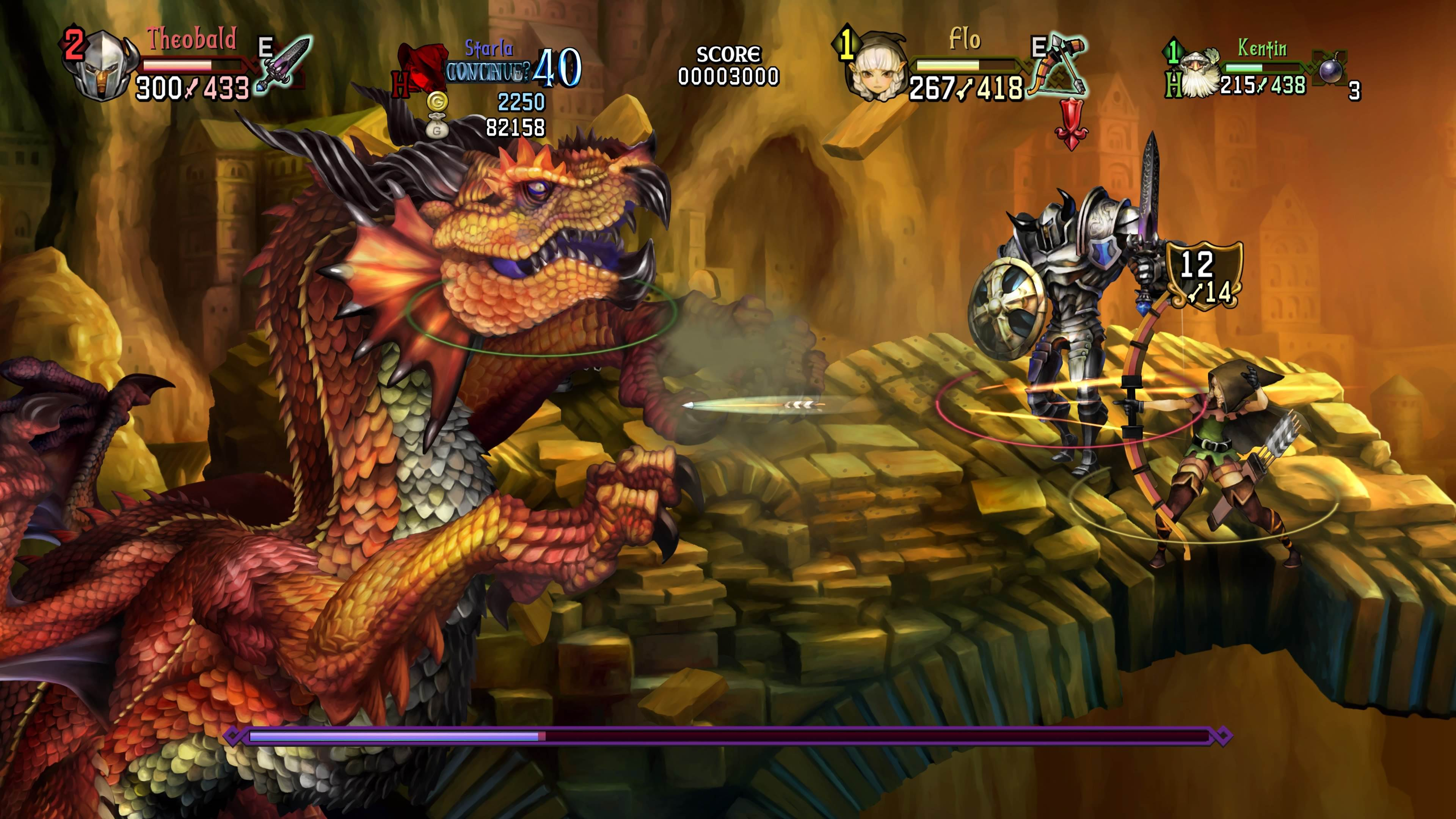 Dragon's Crown Pro – Bild 1