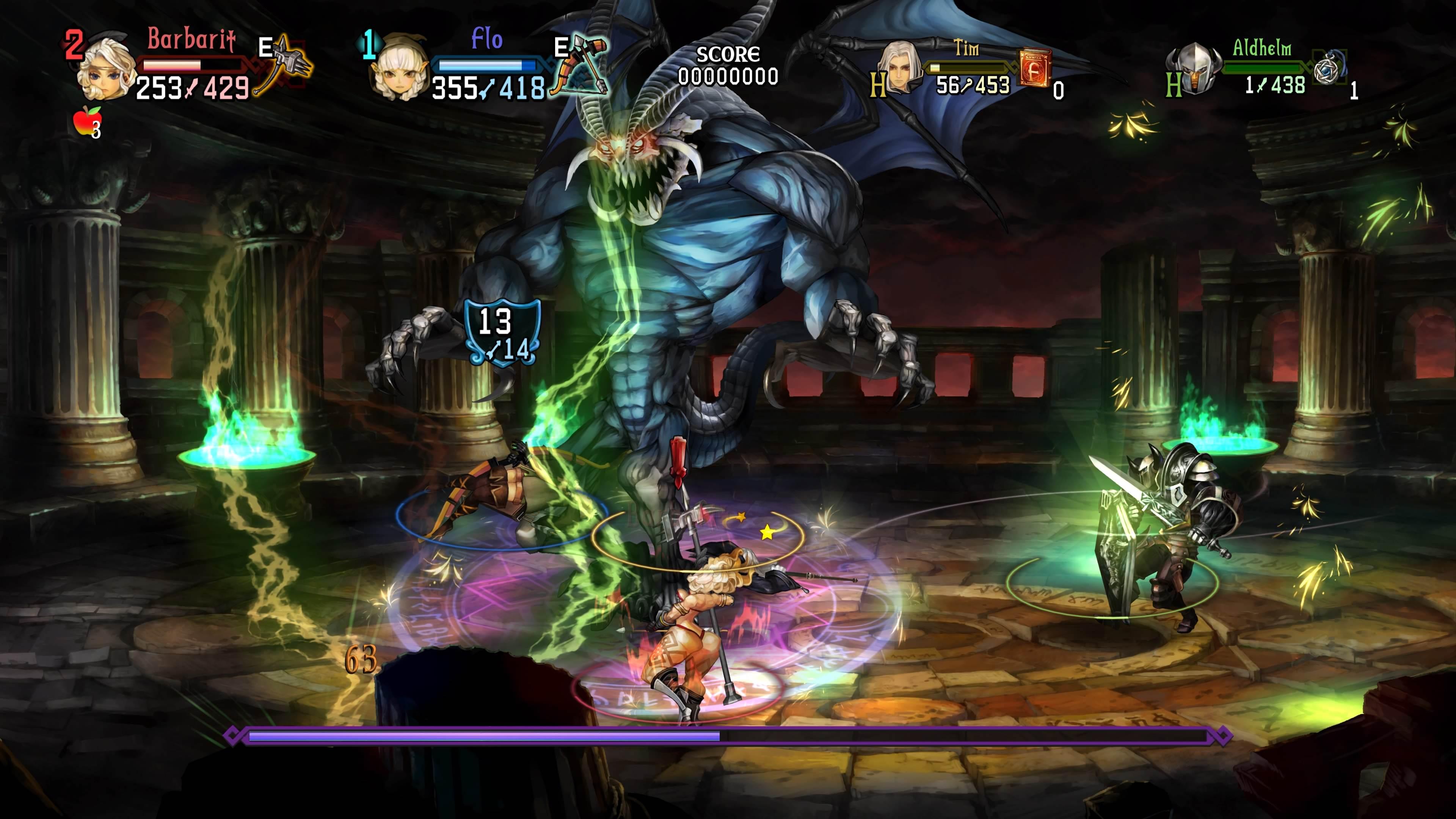 Dragon's Crown Pro – Bild 10