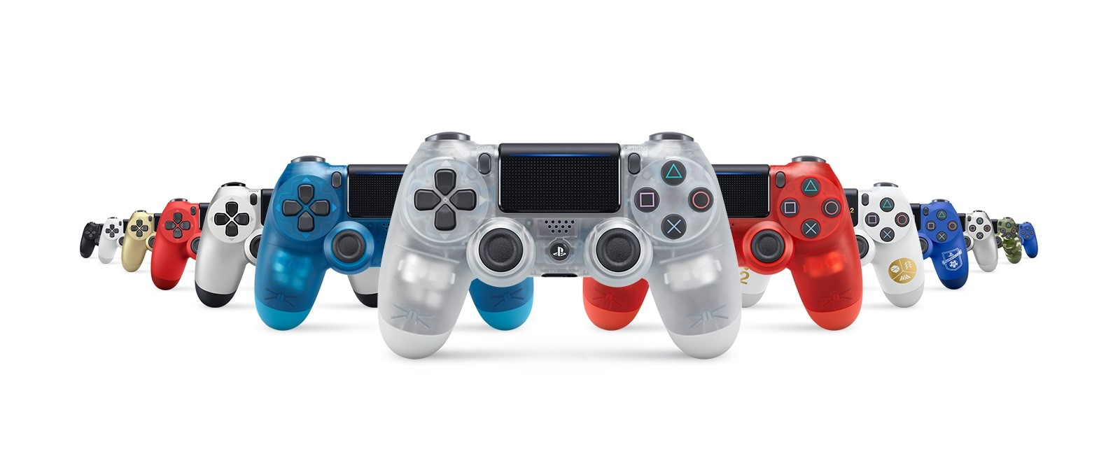 Dualshock 4 all
