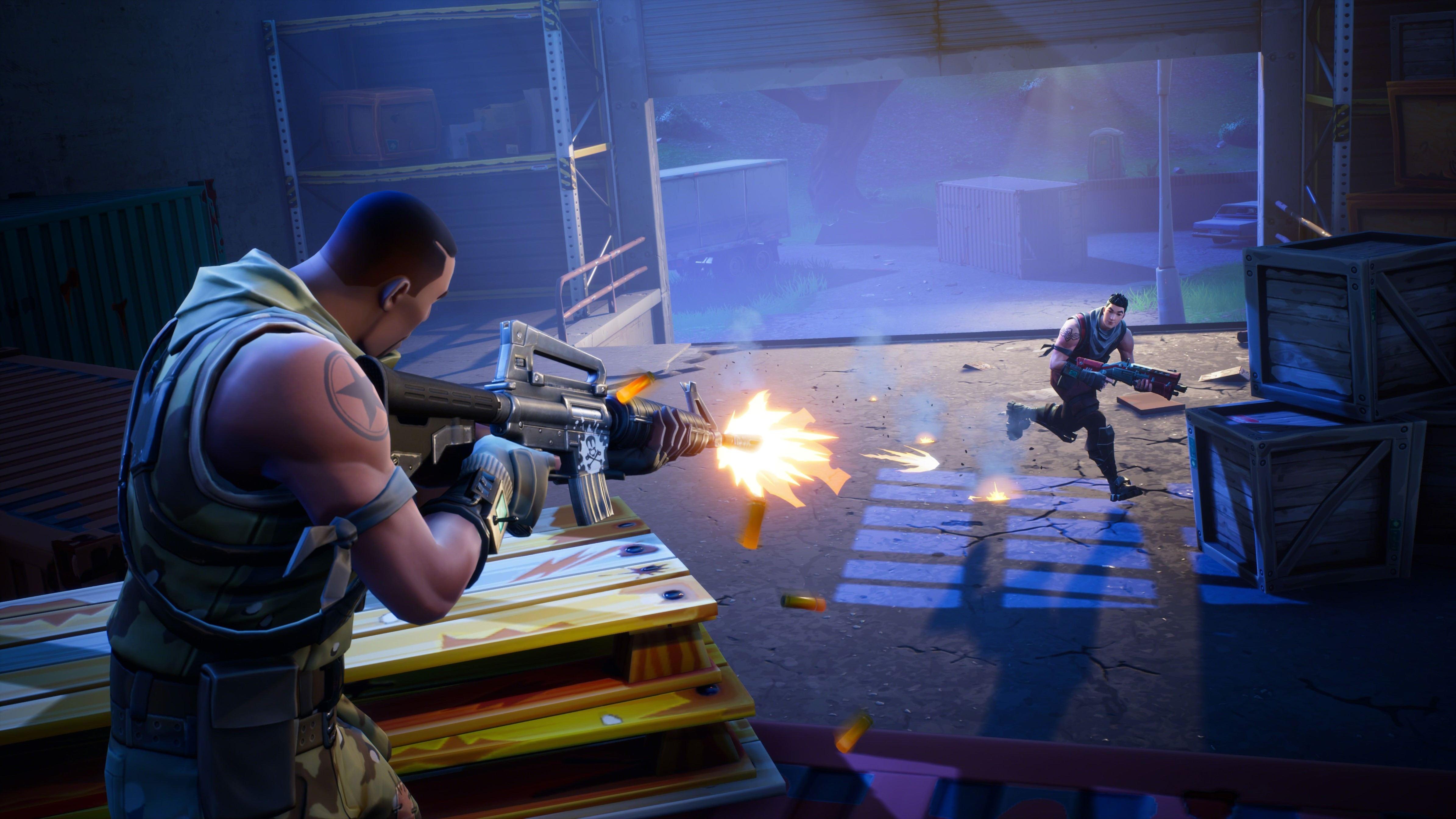 Fortnite Battle Royale Crossplay So Können Spieler Auf PS Und PC - Minecraft konsole und pc zusammen spielen