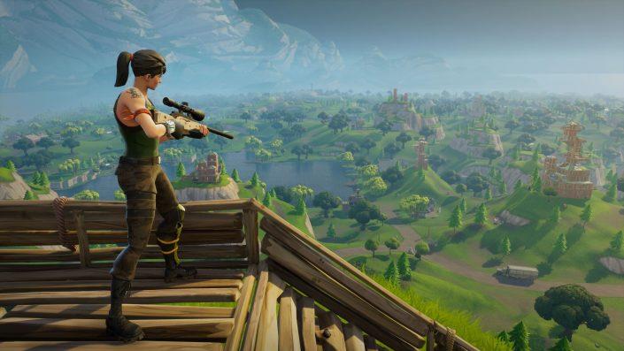 Fortnite Battle Royale Crossplay So Können Spieler Auf PS Und PC - Minecraft ps4 pc zusammen spielen
