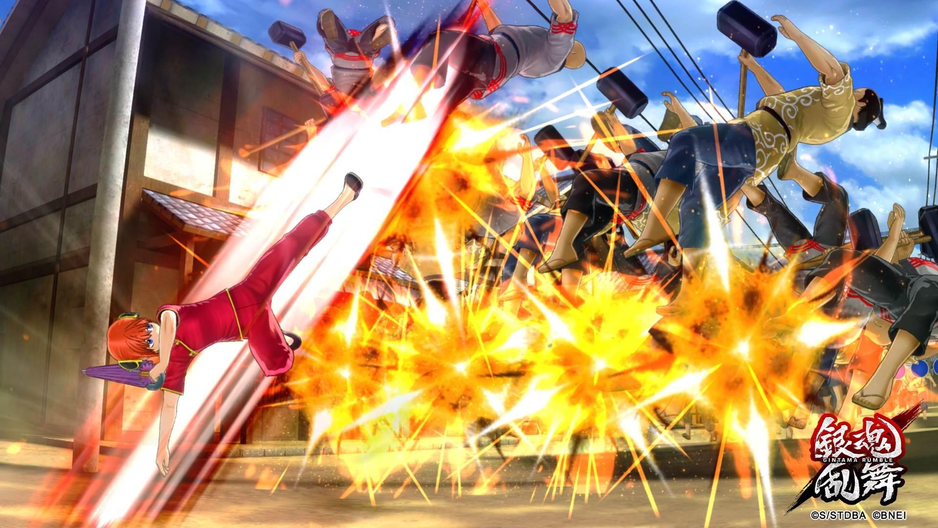 Gintama Rumble – Bild 2
