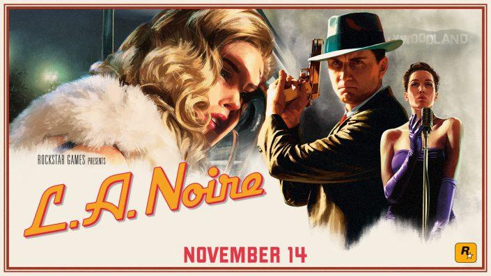 L.A. Noire: Rockstars Open-World Crime-Thriller erscheint im November für PS4