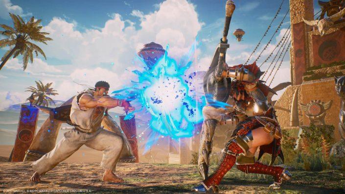 Marvel vs. Capcom Infinite: Trailer zu neuen Kostüm-DLCs