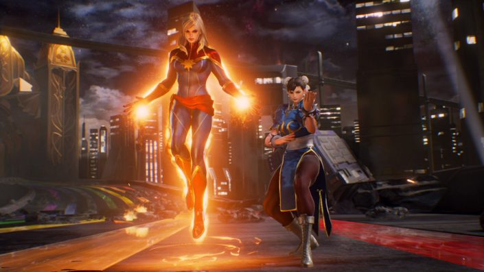 Marvel vs Capcom Infinite Review Test - 1