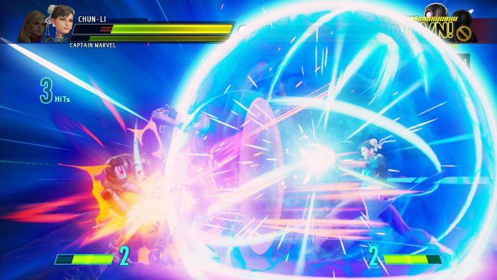 Marvel vs Capcom Infinite Review Test - 3