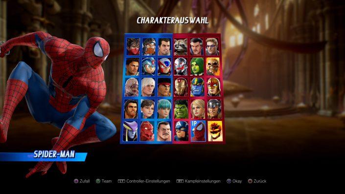 Marvel vs Capcom Infinite Review Test - 4