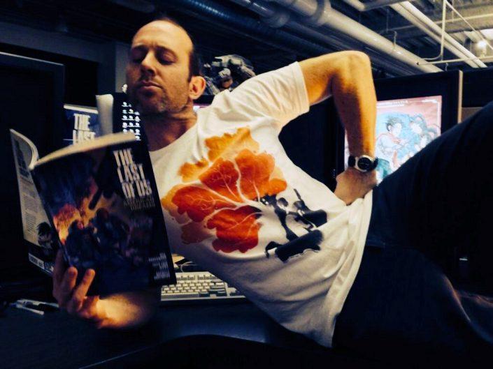 Bruce Straley verlässt Naughty Dog nach 18 Jahren