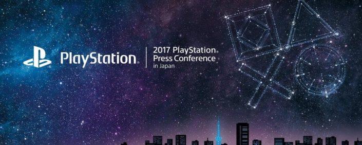 Tokyo Game Show 2017: Sony-Pressekonferenz zur TGS im Live-Stream