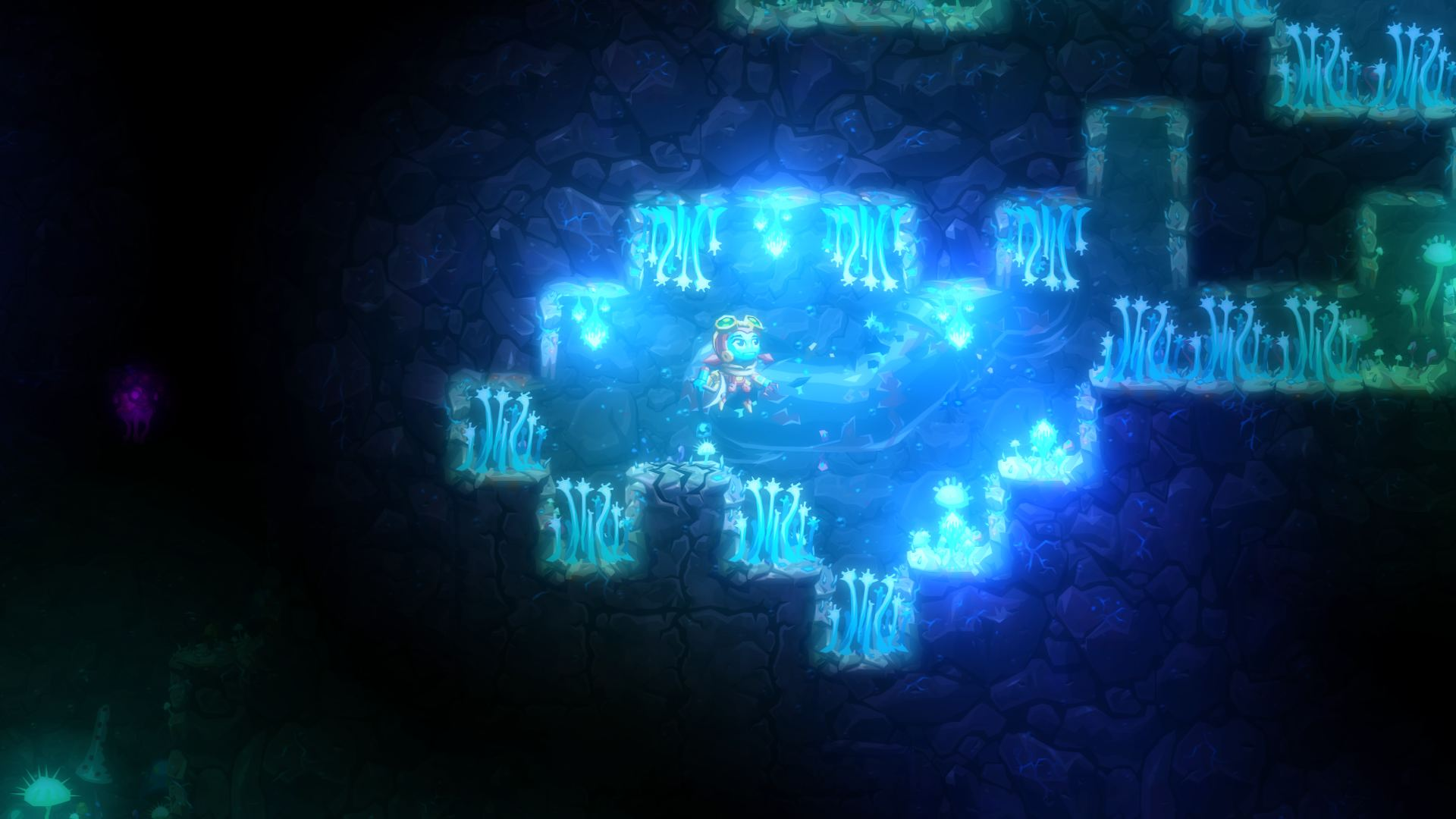 SteamWorld Dig 2 – Bild 1