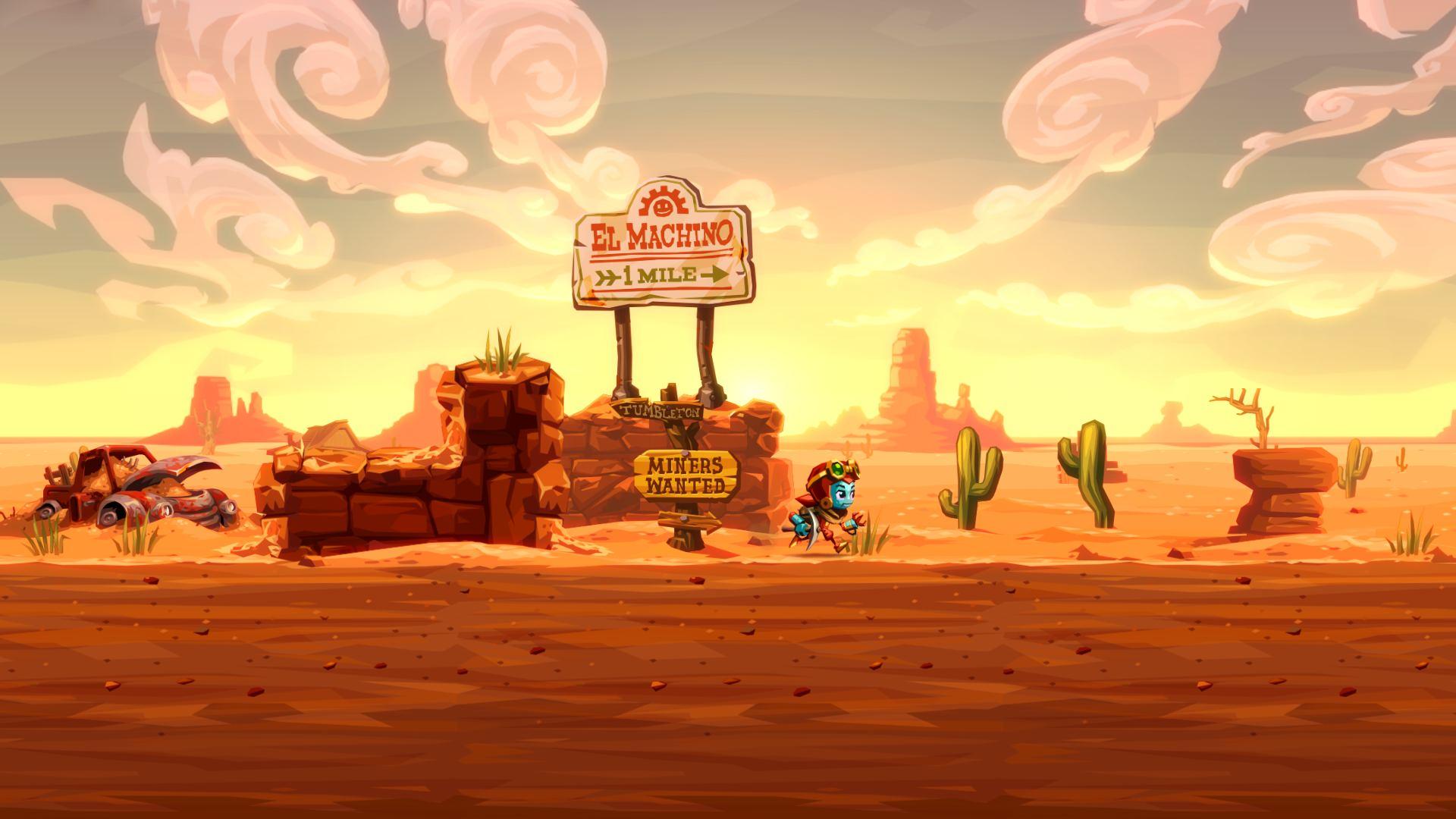 SteamWorld Dig 2 – Bild 2