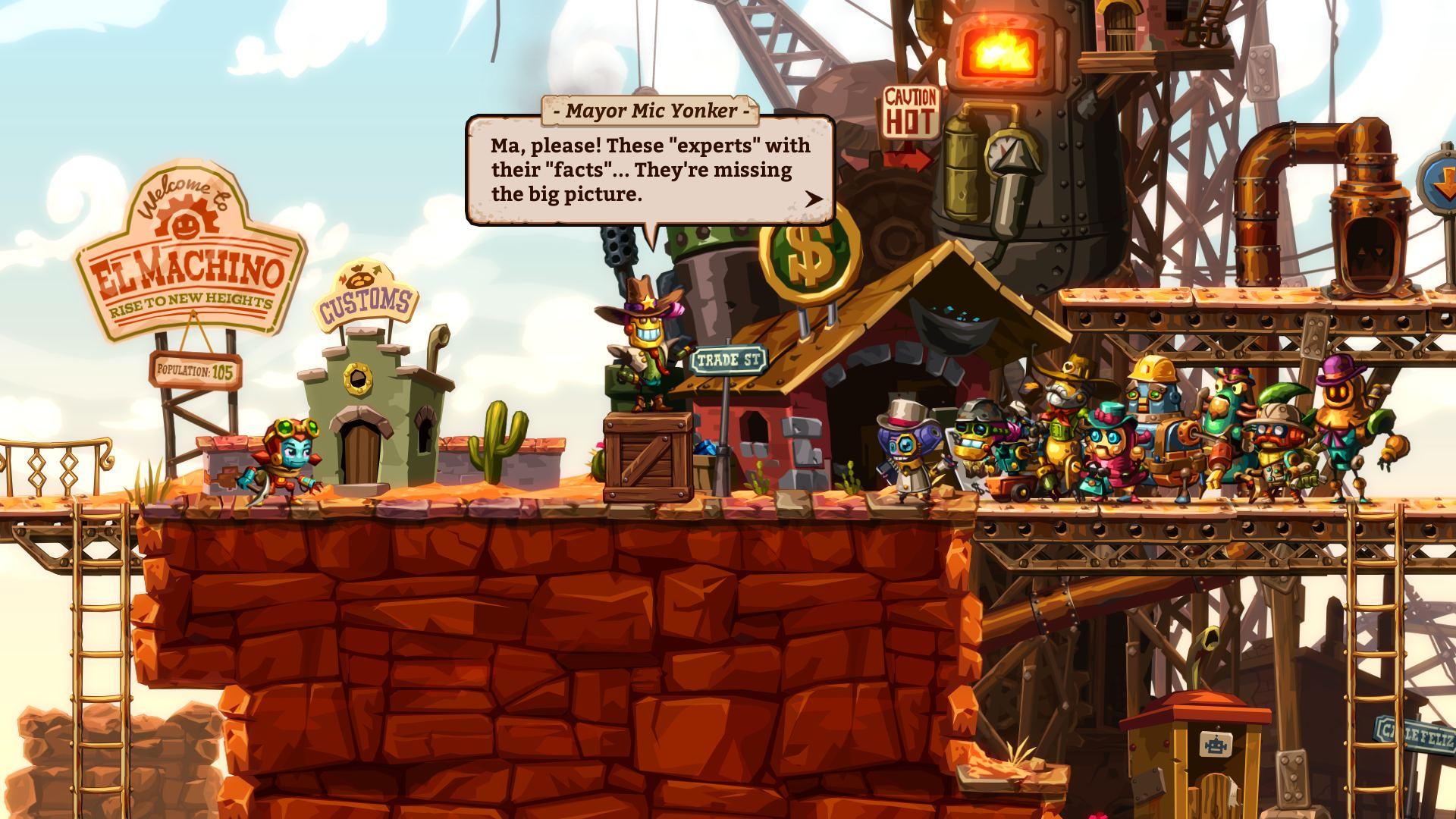 SteamWorld Dig 2 – Bild 5