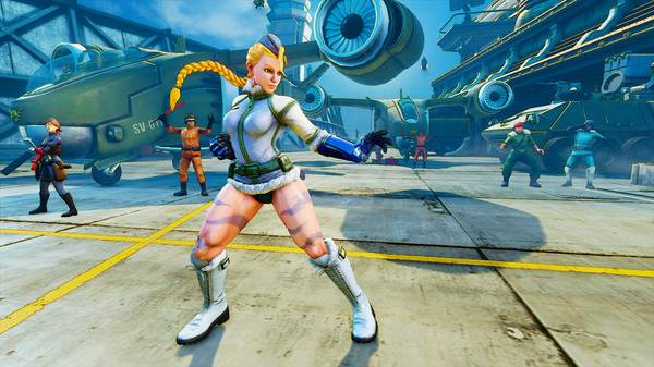 Street Fighter V – Bild 3