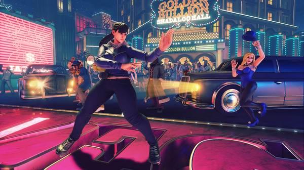 Street Fighter V – Bild 4