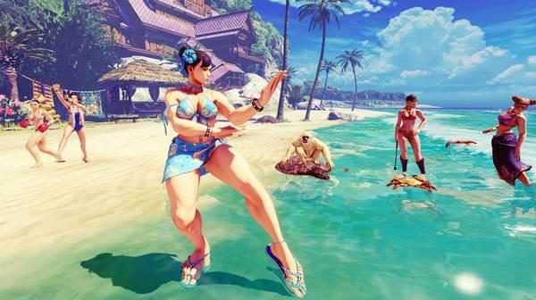 Street Fighter V – Bild 5