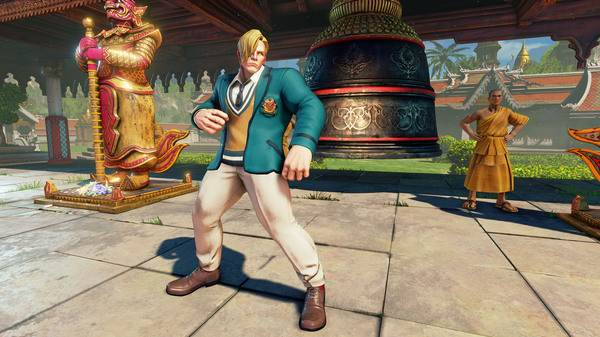 Street Fighter V – Bild 8