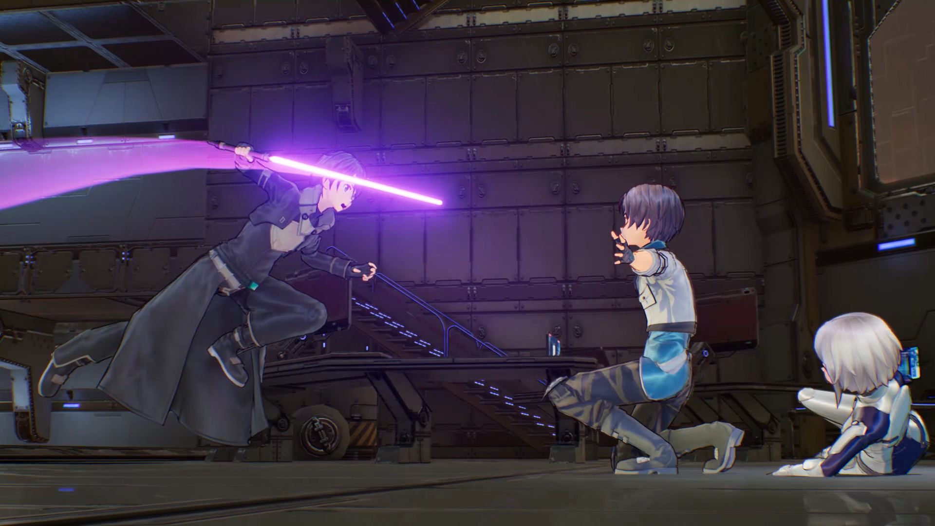 Sword Art Online Fatal Bullet Kirito__Protagonist_1506504822