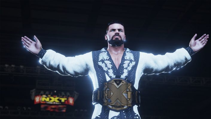 WWE 2K18: Launch-Trailer stellt die Neuerungen der Wrestlingsimulation vor
