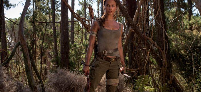 Tomb Raider: Alicia Vikander bei der Film-Premiere in Berlin – Video
