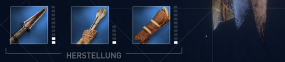 Assassins Creed Origins Guide - Crafting und Rohstoffe