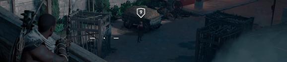 Assassins Creed Origins Guide - Einsteiger-Tipps - Käfige