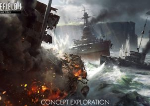 Battlefield 1 Turning Tides DLC XP3_MP_Naval_WM