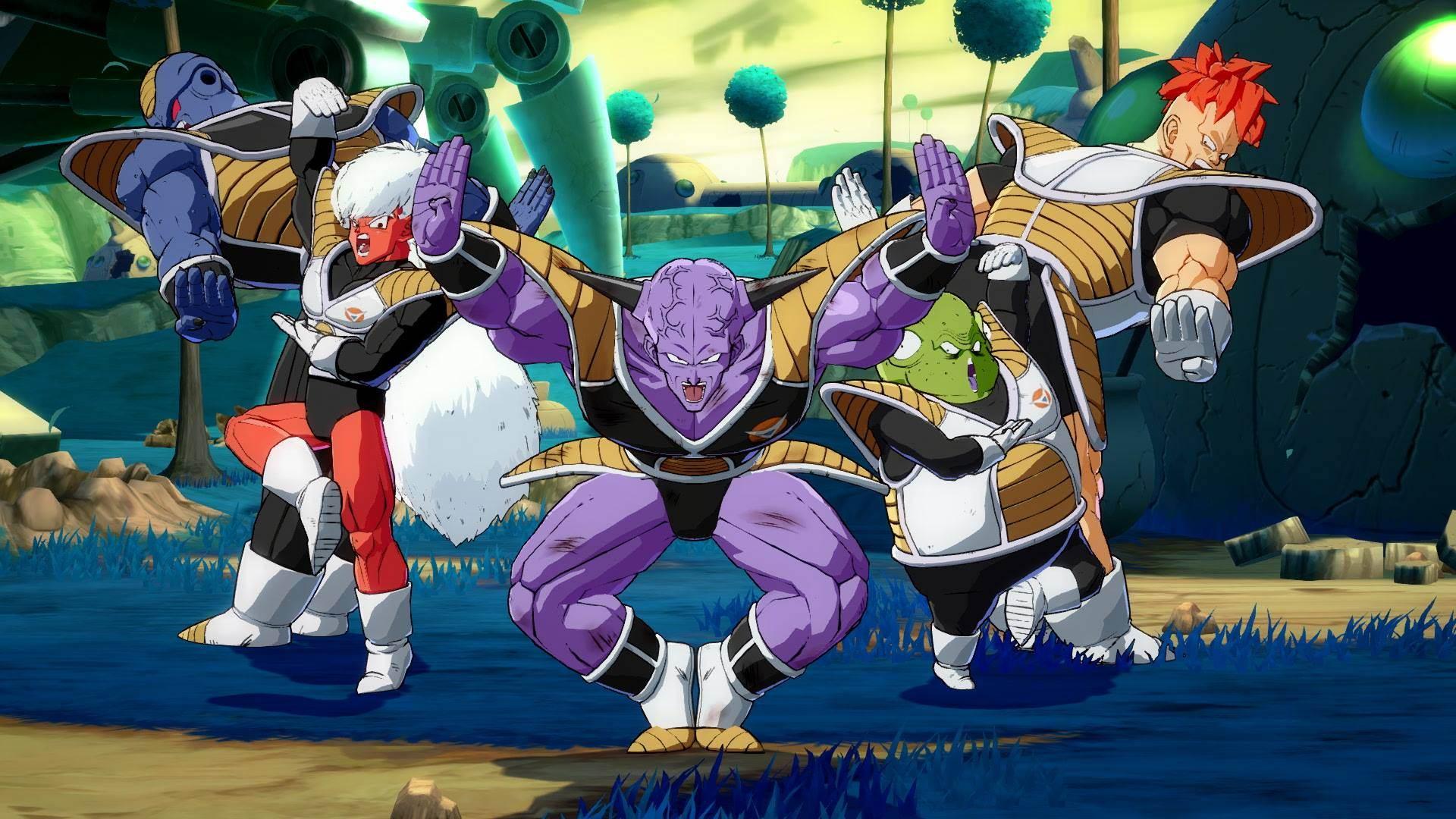 Europa-Termin und Season-Pass zu Dragon Ball FighterZ