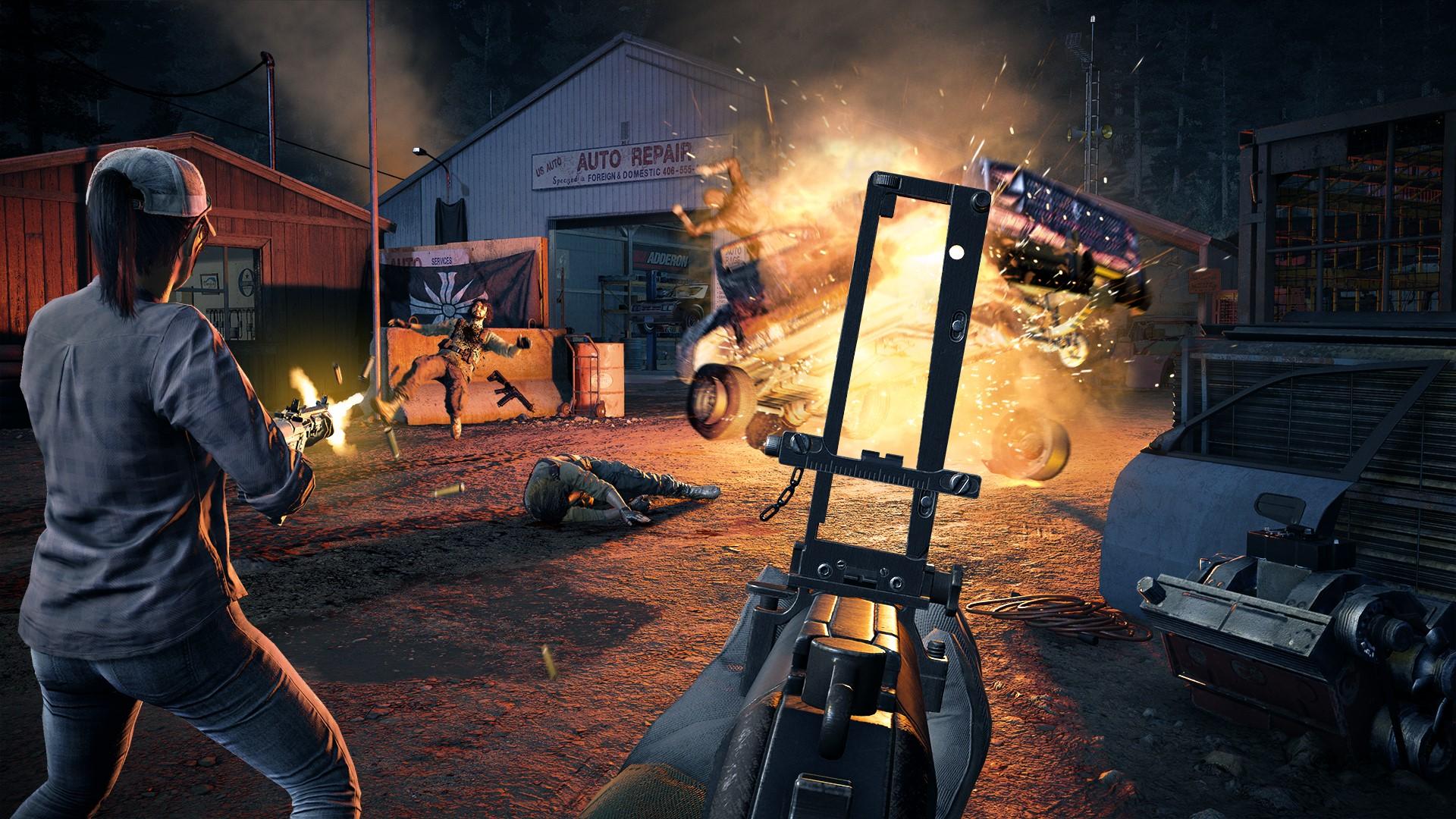 Far Cry 5 Koop Modus (3)
