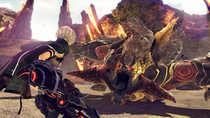 God Eater 3: Erste Screenshots zum Action-Rollenspiel veröffentlicht