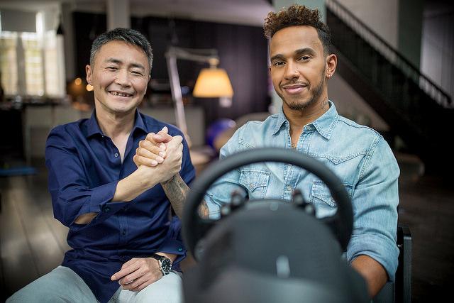 Gran Turismo Sport: F1-Weltmeister Lewis Hamilton als Mentor im Spiel