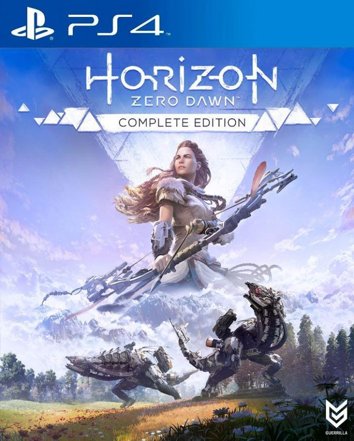 Horizon Zero Dawn - Complete Edition