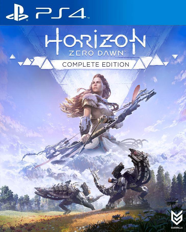 Horizon Zero Dawn – Complete Edition