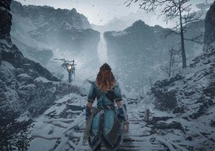 Horizon Zero Dawn Frozen Wilds (3)