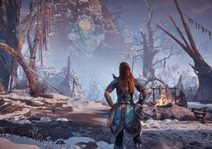 Horizon Zero Dawn Frozen Wilds (4)