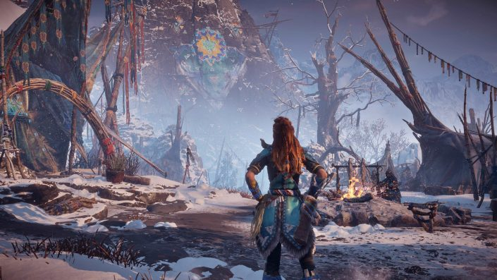 Horizon Zero Dawn: The Frozen Wilds – Patch 1.42 mit Patchnotes veröffentlicht