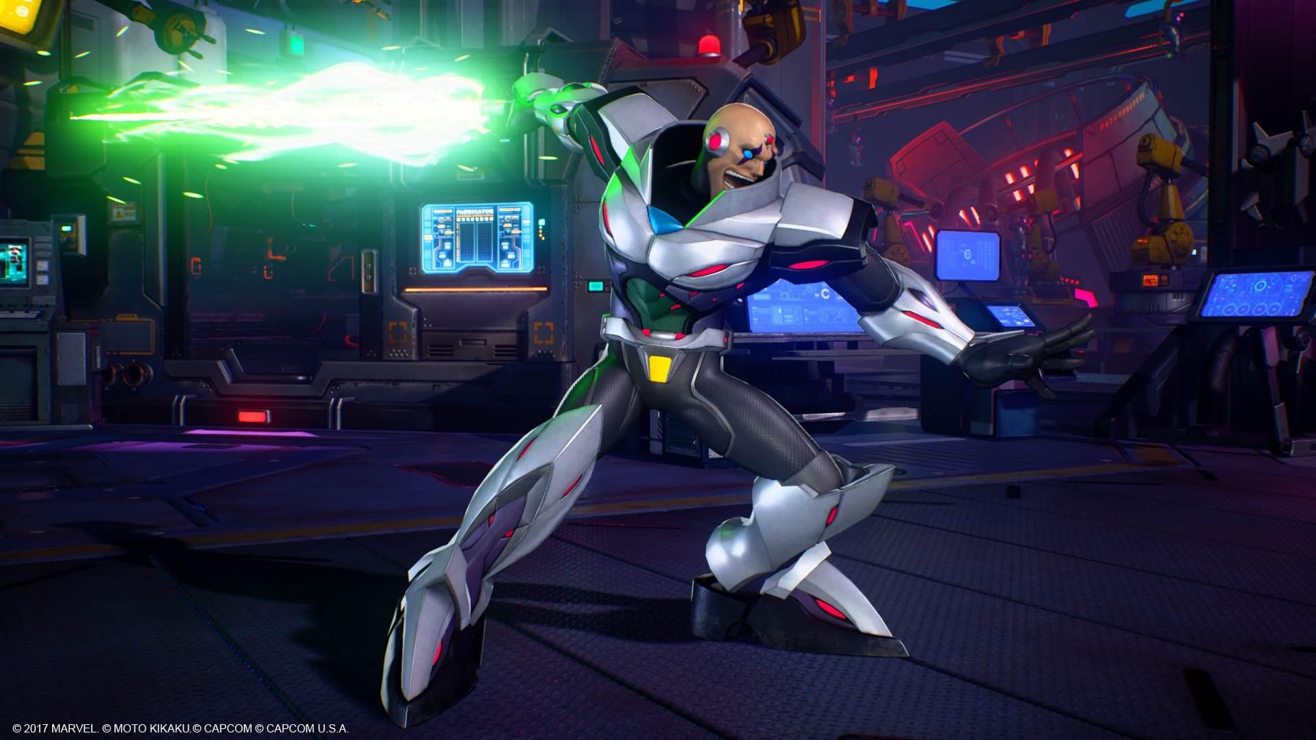 Marvel vs Capcom Infinite – Bild 10