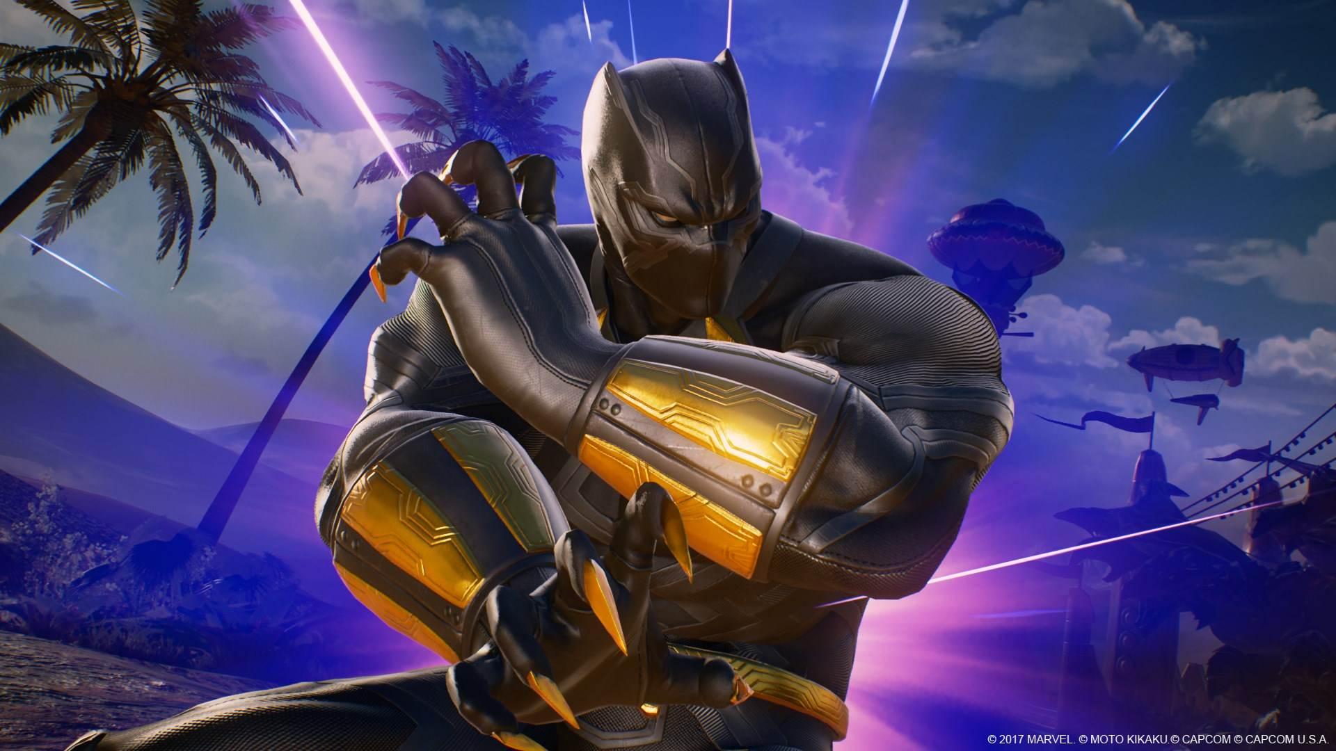 Marvel vs Capcom Infinite – Bild 2