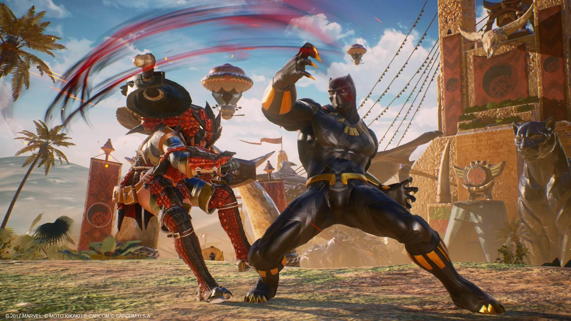 Marvel vs Capcom Infinite – Bild 4