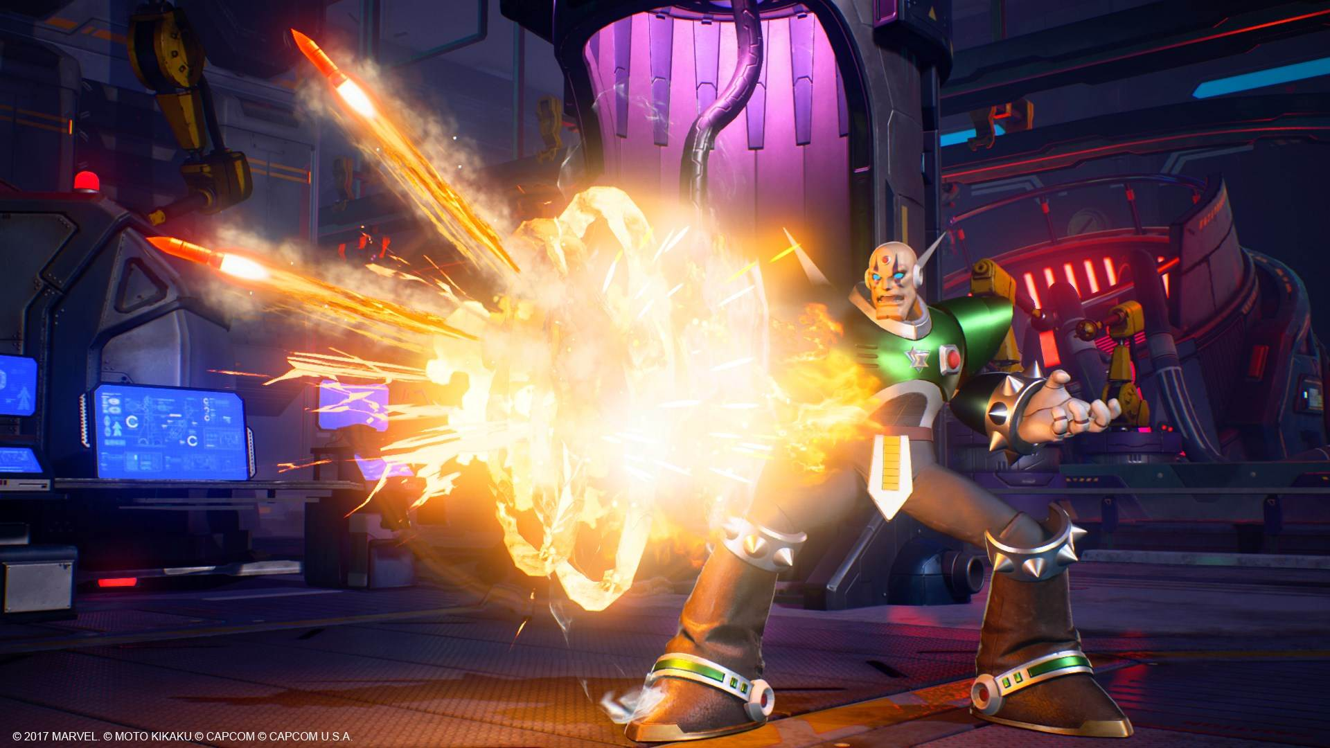 Marvel vs Capcom Infinite – Bild 6