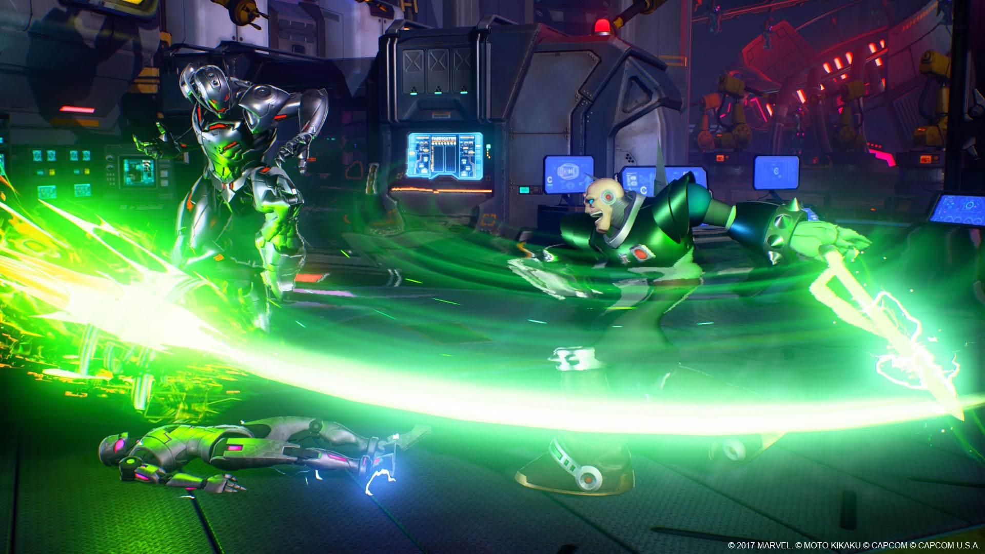 Marvel vs Capcom Infinite – Bild 7
