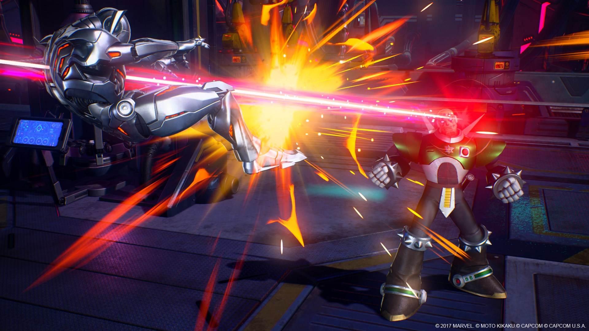 Marvel vs Capcom Infinite – Bild 8