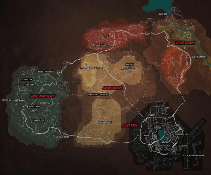 Need for Speed Payback: Weltkarte enthüllt – Größte Map der Serie bisher