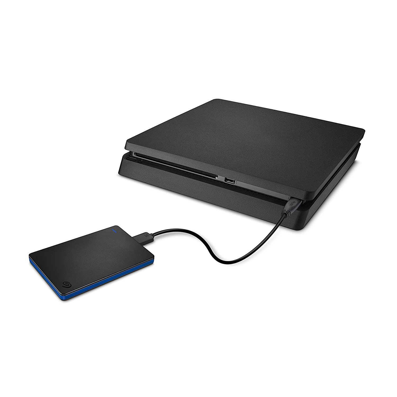 PS4 Slim Seagate Game Drive externe Festplatte