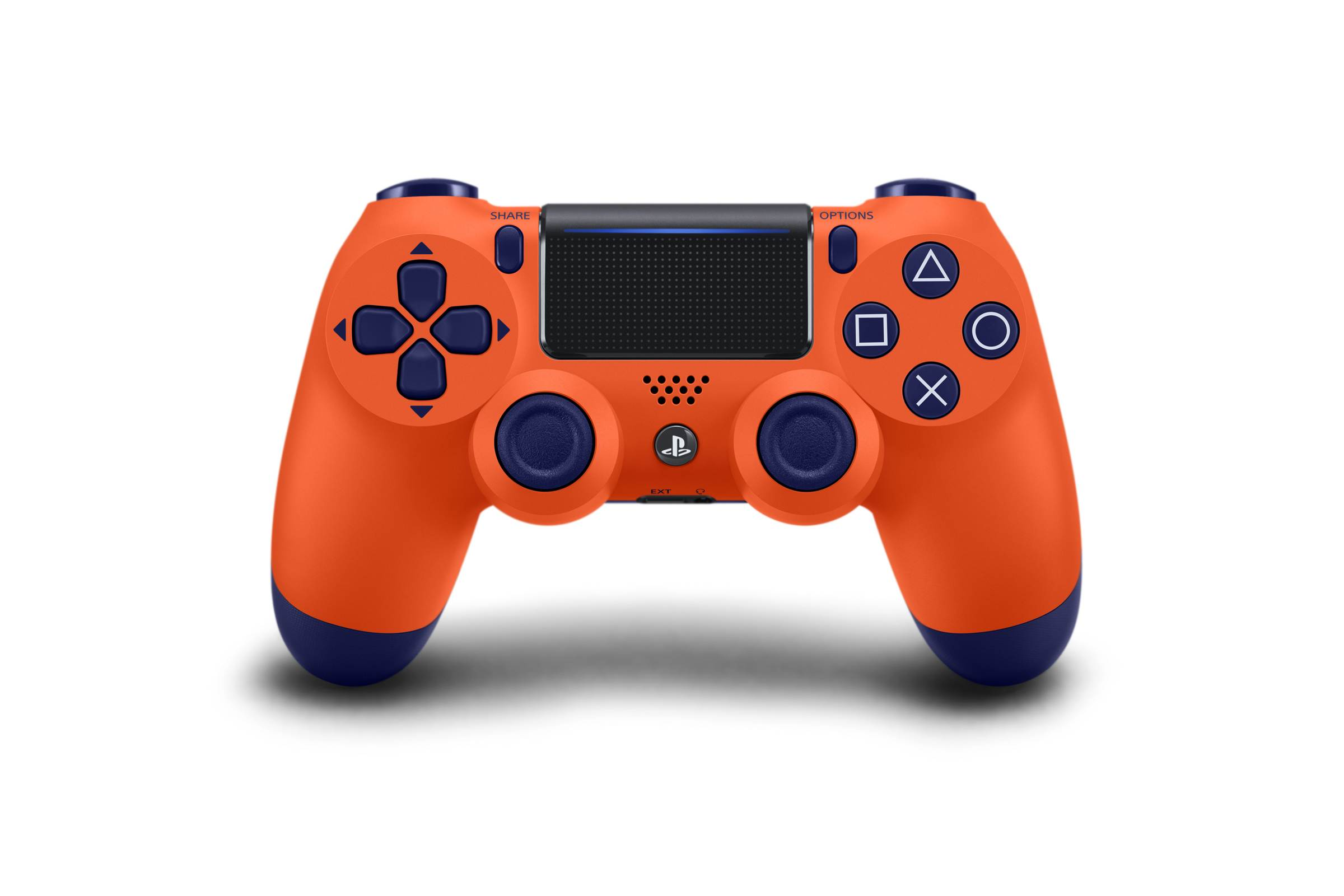 Sony kündigt DualShock 4 Controller in Sunset Orange an