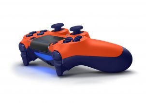 PlayStation 4 DualShock 4 - Sunset Orange - Bild 2