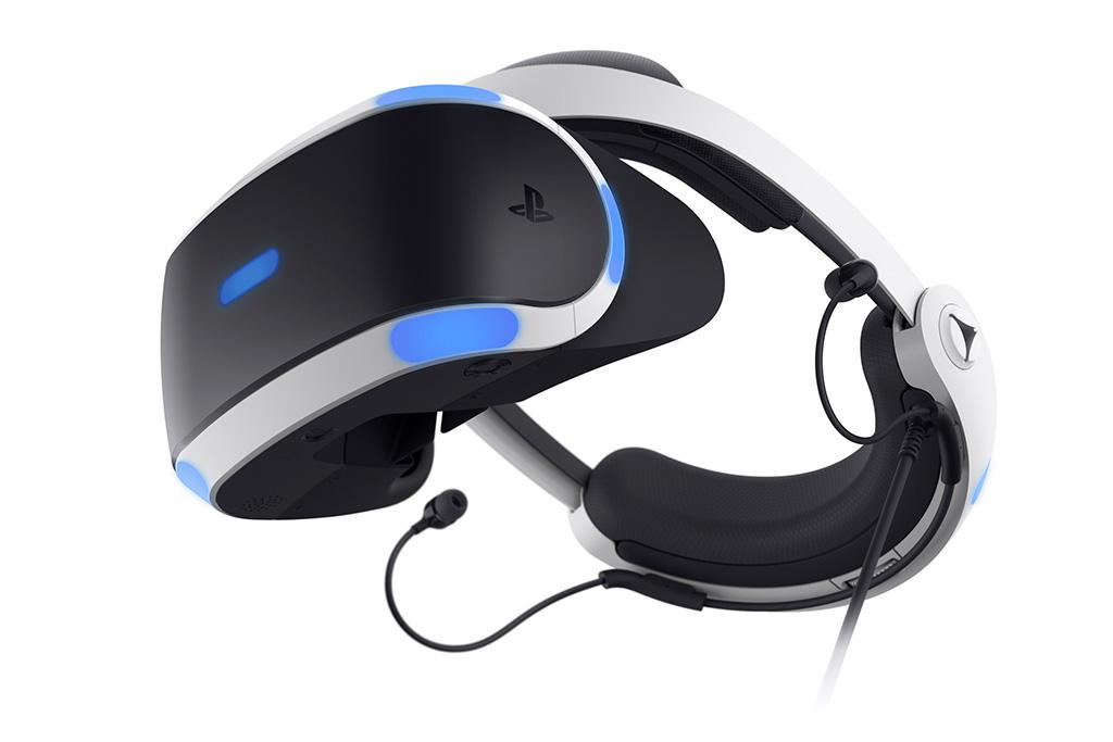 PlayStation VR: Hardware-Aktualisierung: Leicht überarbeitetes Modell (CUH-ZVR2) angekündigt